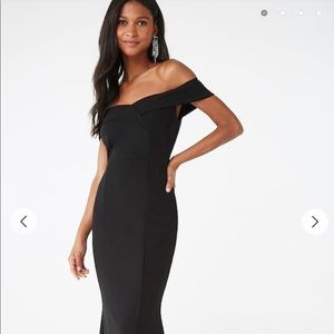 Dresses & Skirts - !NEW! Black Mermaid Gown